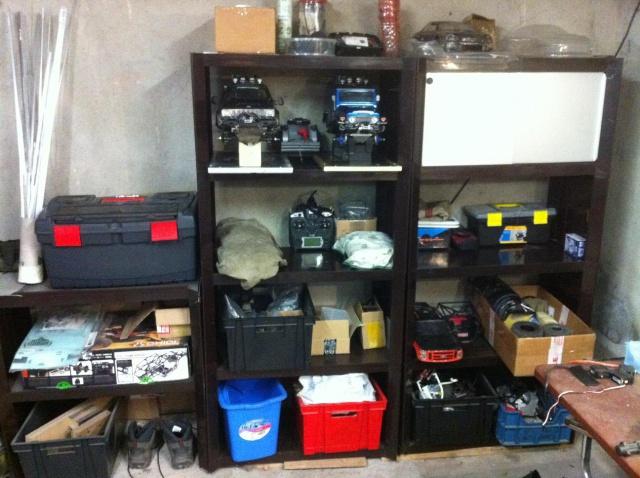Mon garage pour 1/10 et 1/1 - Page 2 3406949912