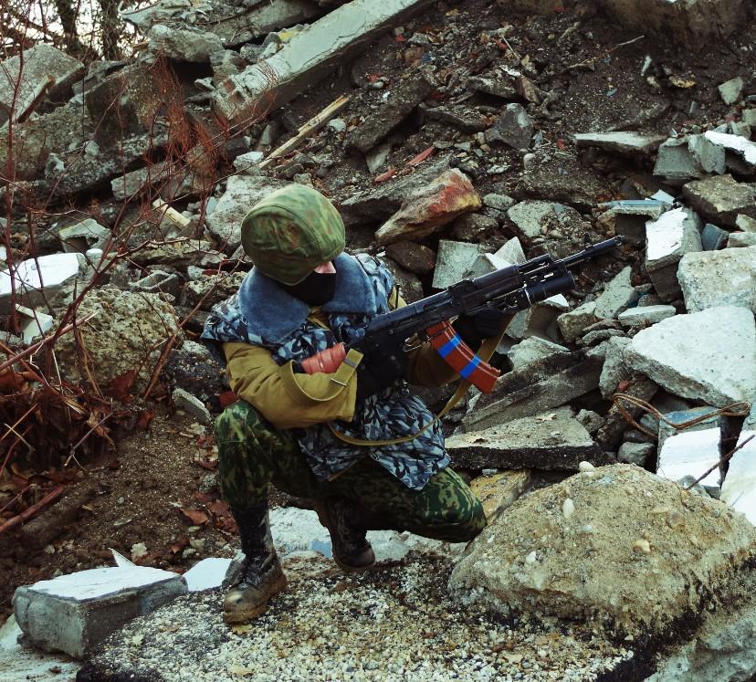 Soldat du MVD, 1st Chechnya conflict 34106620131222190850