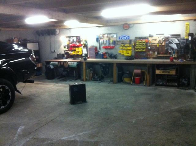 Mon garage pour 1/10 et 1/1 3415115713