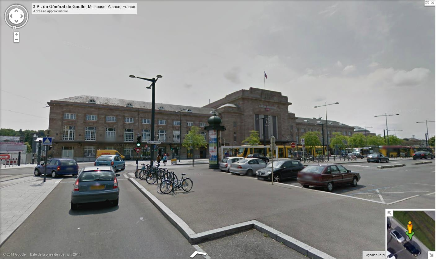 Les colonnes Morris en France 342187colonnemorrisMulhouse3