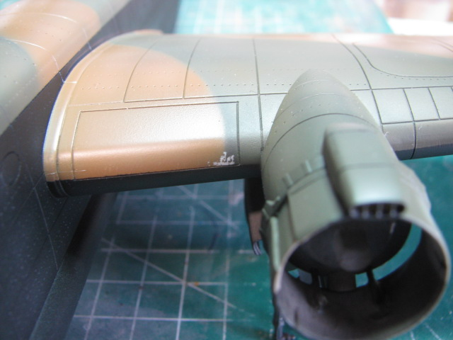 Short Stirling MkIII BF-513 Italeri 1/72, 2ème !!!!!....Terminé!!! - Page 4 342584IMG7052