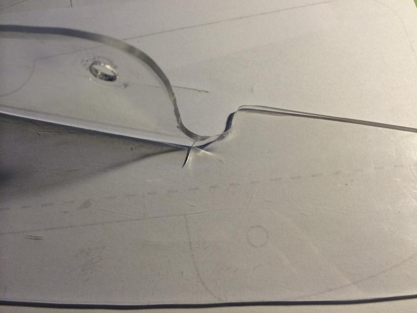pare brise amovible et perturbations aerodynamiques - Page 3 342747Dflcteur4