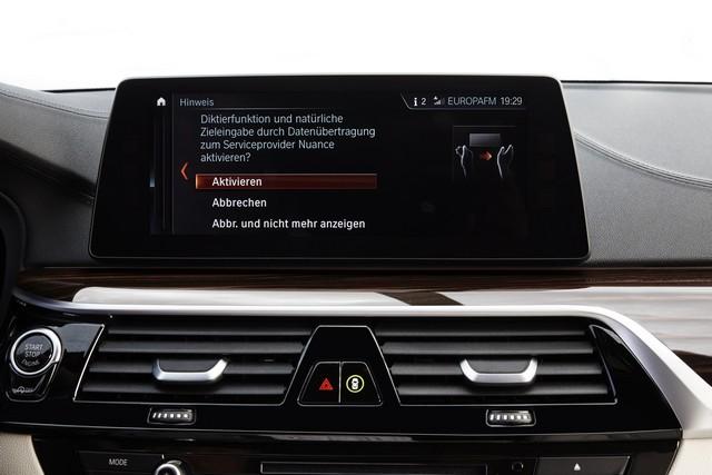 La nouvelle BMW Série 5 Berline. Plus légère, plus dynamique, plus sobre et entièrement interconnectée 342787P90237254highResthenewbmw5series