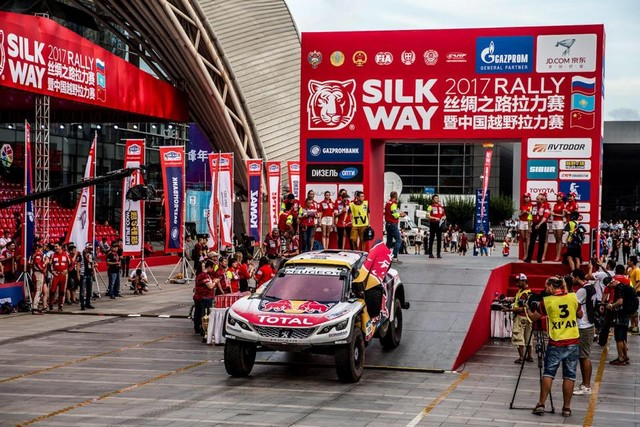 Peugeot Triomphe Pour La Deuxième Année Consécutive Sur Le Silk Way Rally 34323820228878