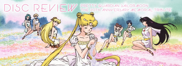 Sailor Moon 343260discm10
