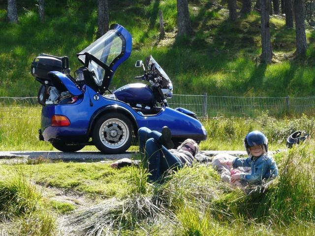 L'Ecosse en side-car au mois d'aout 2012 343833306