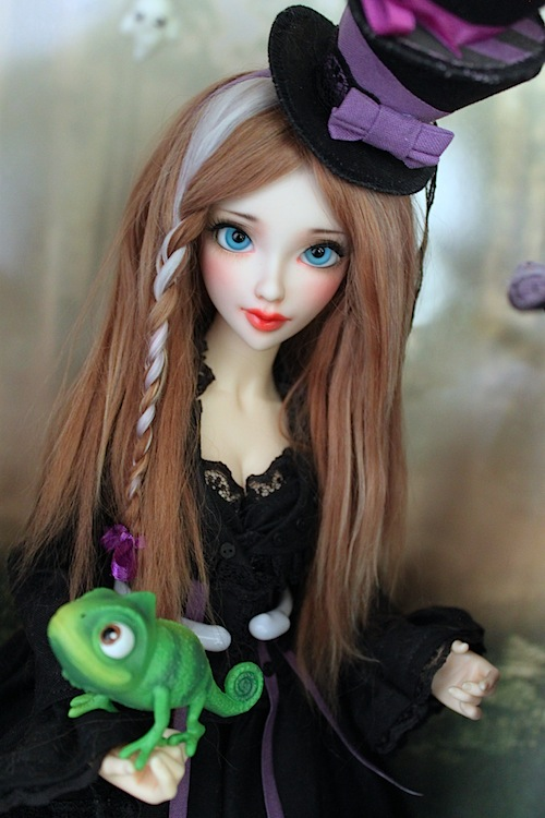 Elsa vous souhaite une Bonne Année (Enni Sensei's Dolls) p8 - Page 3 3451189737