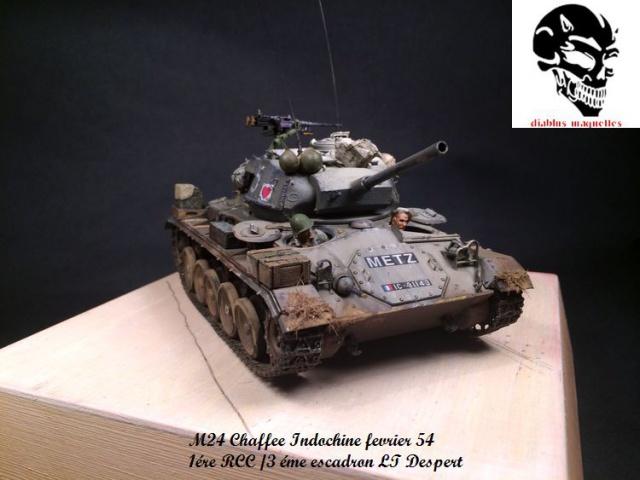M24 Chaffee light tank, AFV Club 1/35 - Page 3 345337IMG3649