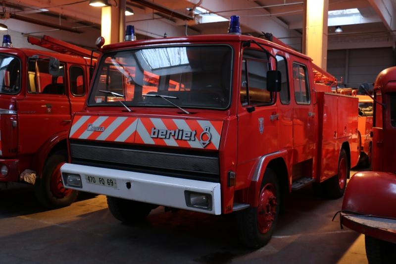 Des camions à gogo....Musée des sapeurs pompiers de Lyon 345922IMG6507