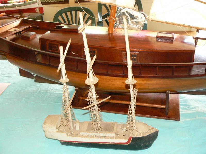 Bateau feu Bassurelle (sister schip Sandettiè)  346542P1140845