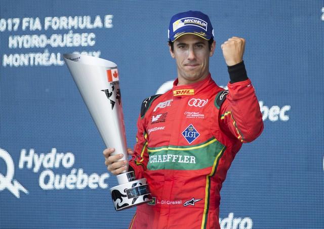 Le pilote Audi Lucas di Grassi est champion de Formule E 346659A179230medium