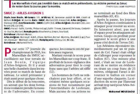 AC ARLES-AVIGNON B // CFA2  MEDITERRANEE GROUPE E  - Page 16 3470188115