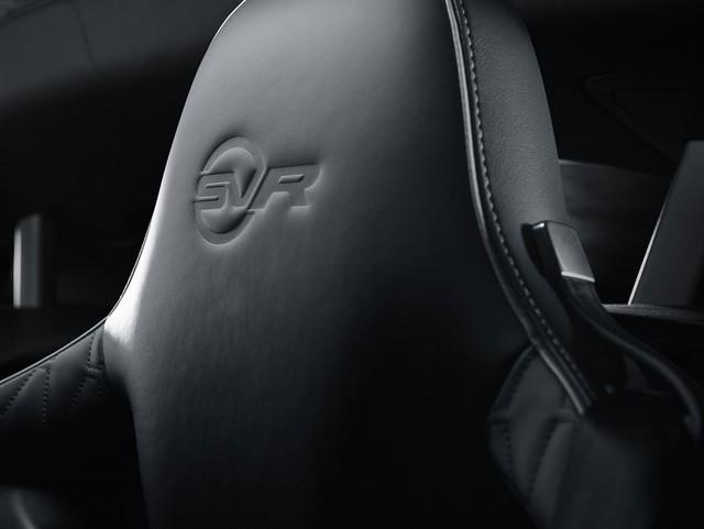 Nouvelle Jaguar F-TYPE SVR : La Supercar Capable D'atteindre 322 km/h Par Tous Les Temps 347097JAGUARFTYPESVR44COUPEStudioDetailLowRes