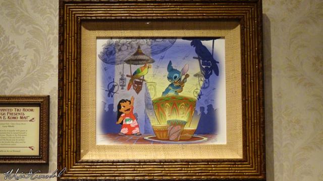 [Disneyland Park] The Disney Gallery - Exposition Tiki, Tiki, Tiki Realms, Celebrating 50 Years of Enchantment 347955t11