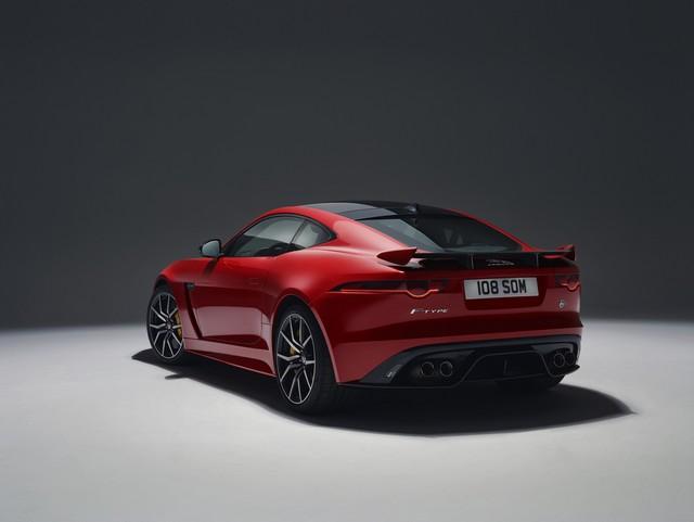 Lancement De La Nouvelle Jaguar F-TYPE Dotée De La Technologie GOPRO En Première Mondiale 348914jaguarftype18mysvrcoupestudioexterior10011703
