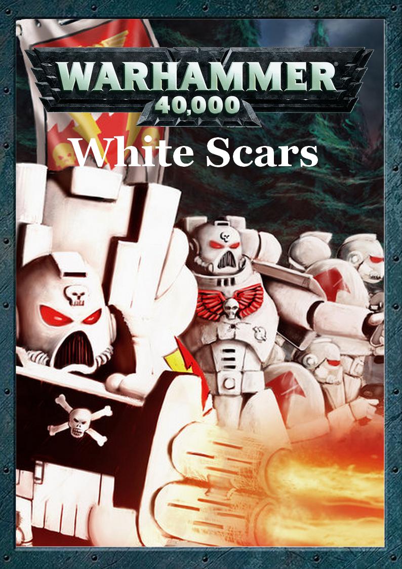 1ere de couverture Codex (création) 349226CodexWhiteScars