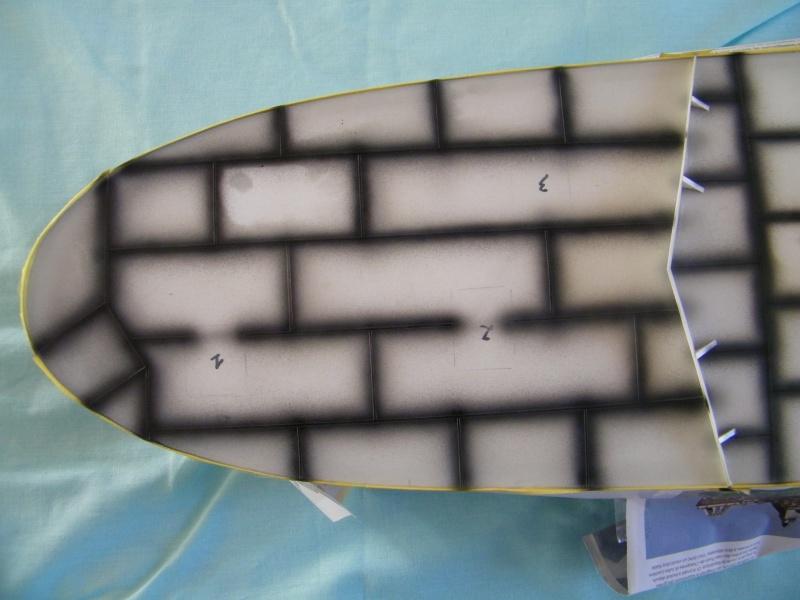 Russian gunboat Bk 1124 au 1/20e sur plan  - Page 5 3494921004348