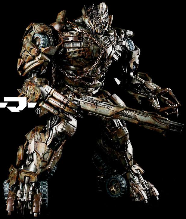 Figurines des Films Transformers ― Par Threezero (3A ThreeA), Comicave Studios, etc 3495971571642195452ece049f2b