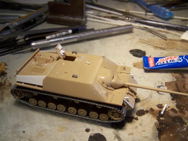 ( Esci 1/72) Jagdpanzer 4 L/70  (Terminé) 3505291005412
