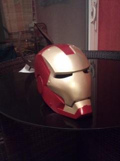 Casque Iron Man 351007e1010