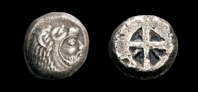 Les monnaies grecques de Brennos - Page 2 351560Dicaea