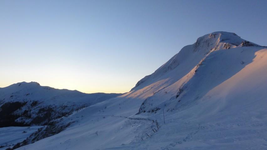 Ascension des monts du cantal en hiver 351737DSC03063