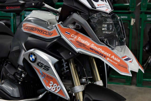 114 BMW R 1200 GS dans les starting blocks pour le BMW Motorrad International GS Trophy 2016 351969P90206580highResbmwmotorradinterna