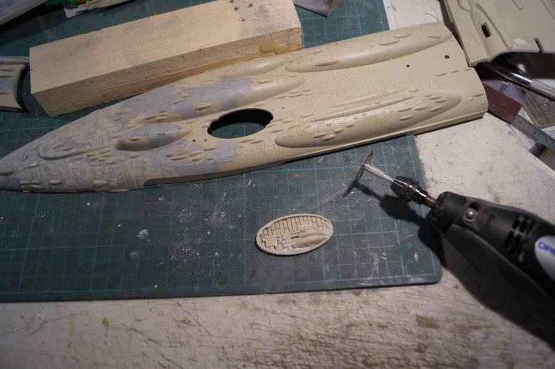 Mon Calamari Cruiser Liberty - Anigrand - 1/2256 -TERMINE 352127DSC01068