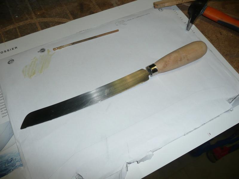 Retape d'un vieux couteau à pain 352138P1020862small