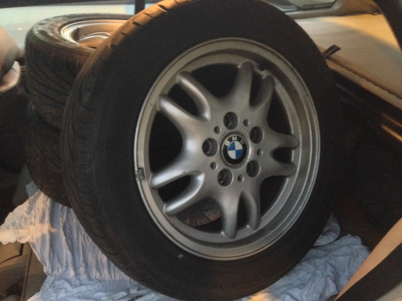 Ma nouvelle acquisition une BMW 320iA Touring - Page 2 352657IMG6174