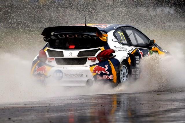 Rallycross - Sébastien Loeb remporte sa première victoire au volant de la PEUGEOT 208 WRX ! 353455wrx201610020117