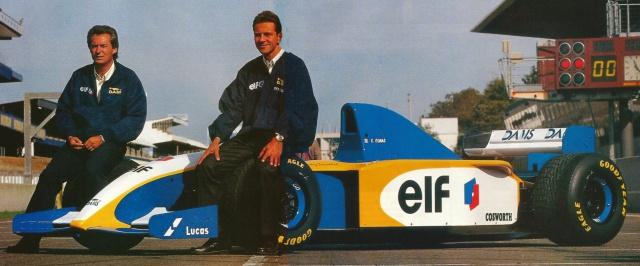 Une autre équipe française que Renault peut-elle arriver un jour en F1? 353472DAMSGD01F1