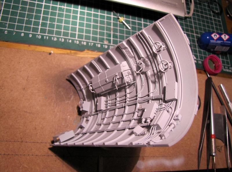 U-552 TRUMPETER Echelle 1/48 - Page 3 353547zza