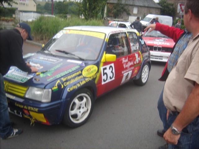 31è Rallye Tessy sur Vire Gouvets 2012 (vérifications techniques)  354166Sep01810
