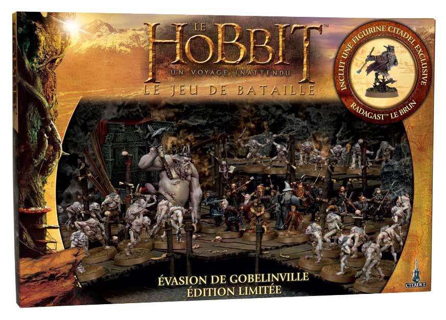 Le Hobbit : le Voyage inattendu, le Jeu de Bataille 354489LeHOBBIT1