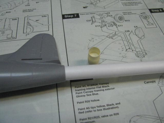 Ryan XF2R-1 Dark Shark Czech Model 1/48.....Terminé! 355309IMG8858