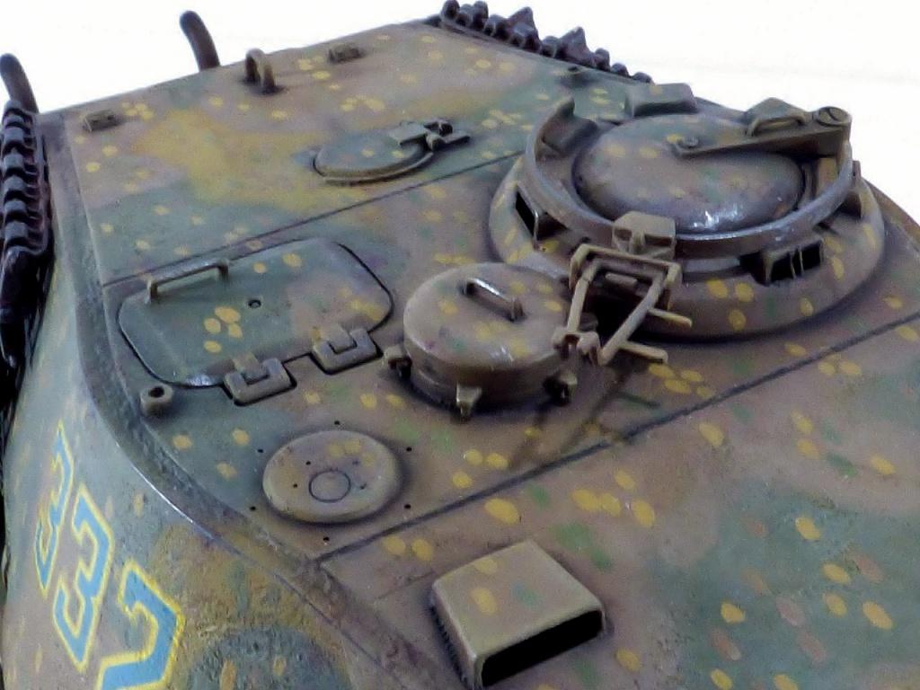 tiger - King Tiger Sd.Kfz.182 Henschel Turret Takom 1/35 355493P1060502Copier