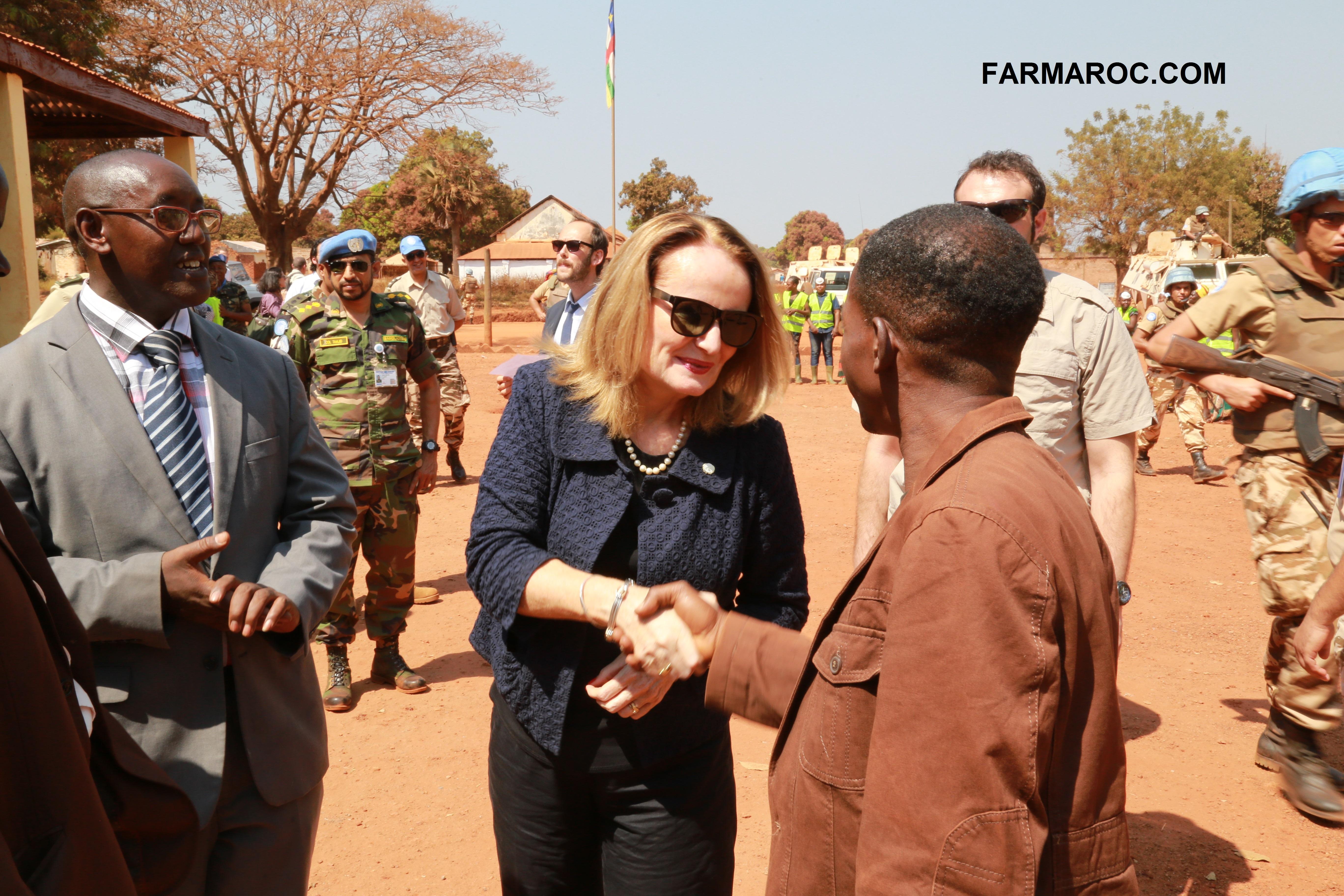 Maintien de la paix dans le monde - Les FAR en République Centrafricaine - RCA (MINUSCA) - Page 3 355640240420927368b6c566684o