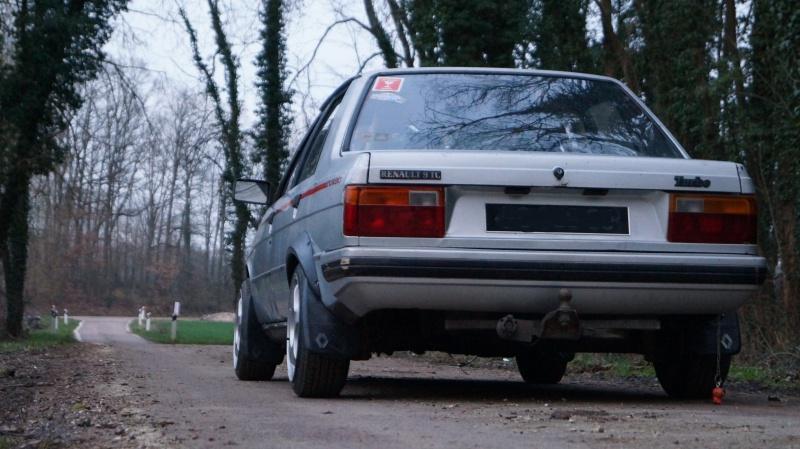 Mimich et sa R9 Turbo (du moins ce qu'il en reste) 356598DSC01064