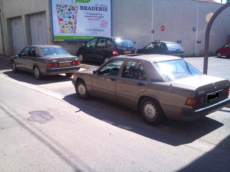 Mercedes 190 1.8 BVA, mon nouveau dailly - Page 9 356612DSC2324