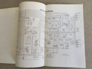revue technique de 1970 sur nissan SKYLINE  356812573