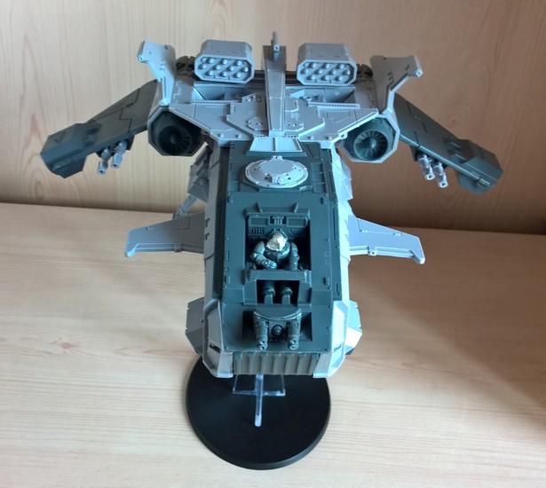 Iron warriors : Stormeagle terminé  !! 356949Stormeagle2