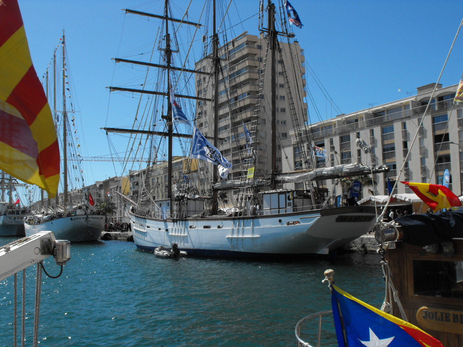 [Autres sujets non Marine] Le port de Sète 35735420160215Ste20160057