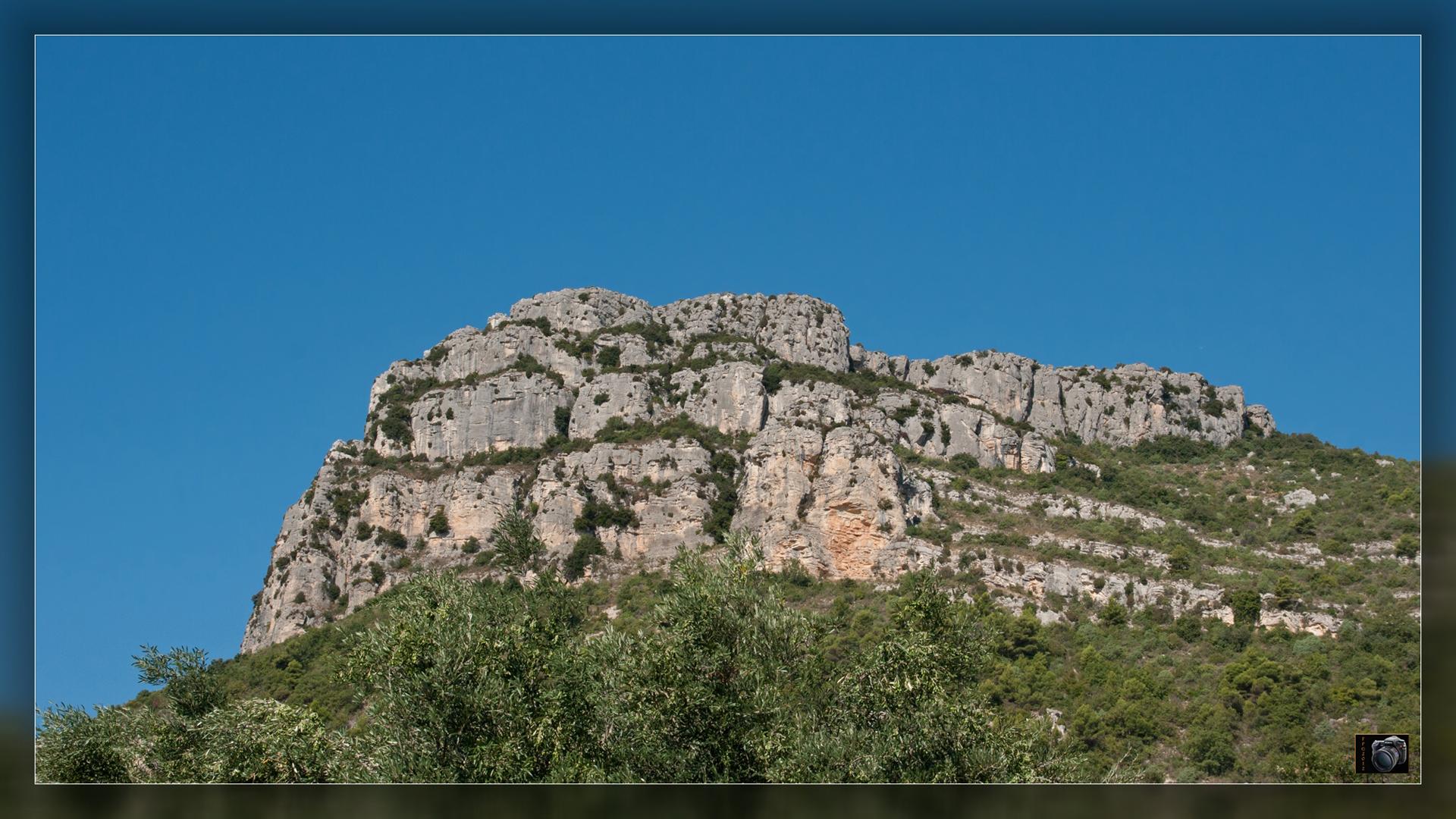 """petite visite du village de """" St. Jeannet """" Alpes Maritimes. 357816BaoudeStJeannet2"""