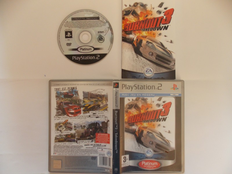 Burnout 3: Takedown 358440Playstation2Burnout3Takedownplat