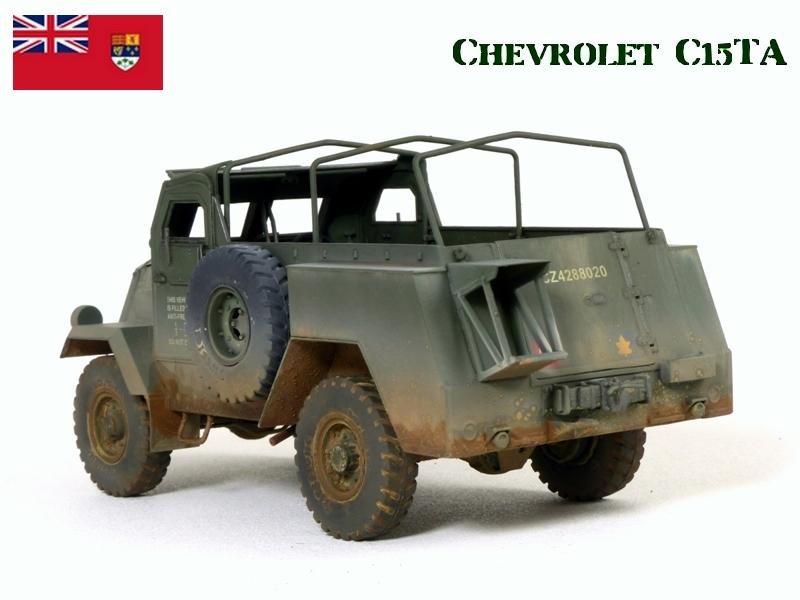 CHEVROLET C15TA - Normandie 44 - IBG 1/35 358648P1040562