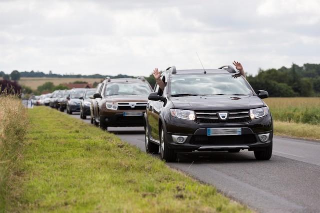 4 000 000 de Dacia dans le monde célébrées au Grand Pique-Nique Dacia 2016 358897Dacia80009globalfr