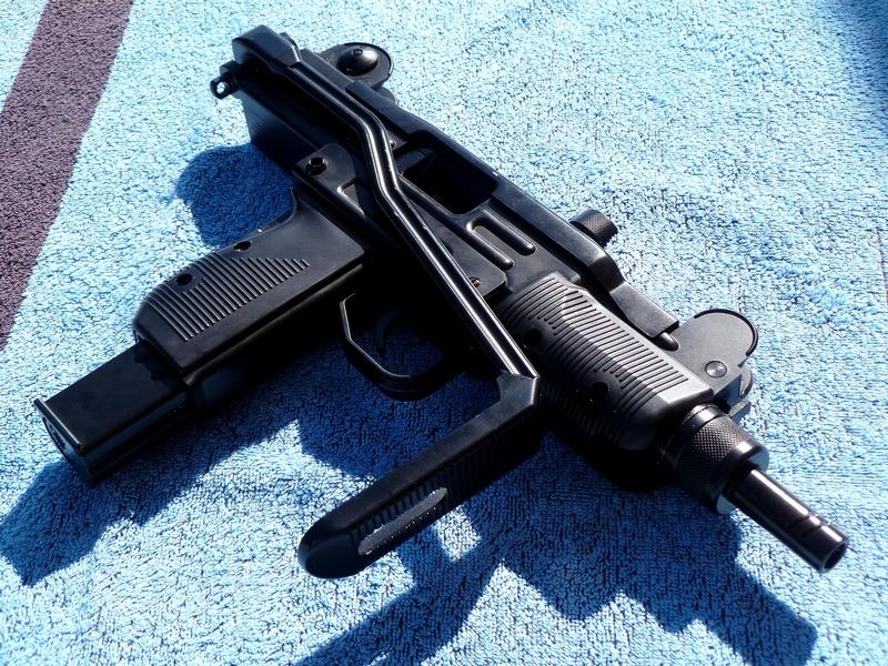 KorteX - Mes Armes 358911UZI1