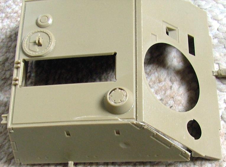 STURMTIGER [ TAMIYA 177 ] +Photodécoupe [ EDUARD 35381 & 35366]  (Montage en cours) 358912DSCF0586