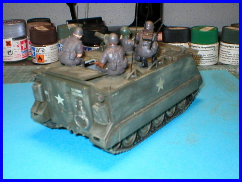 M 113 US ARMOURED PERSONNEL CARRIER 1/35 TAMIYA 359725P1010004800x600